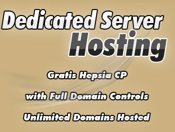 Popularly priced dedicated hosting packages